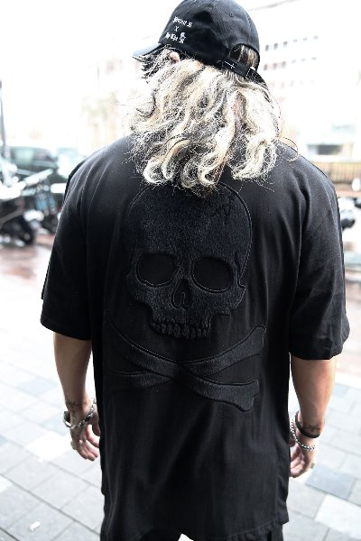 ByTheR Black Skull T-shirt
